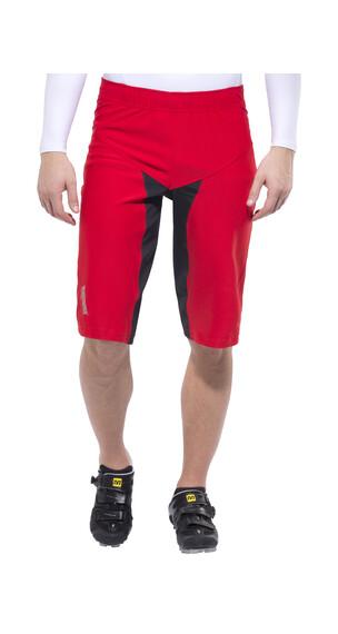 GORE BIKE WEAR Alp-X Pro WS SO Short Men red/black